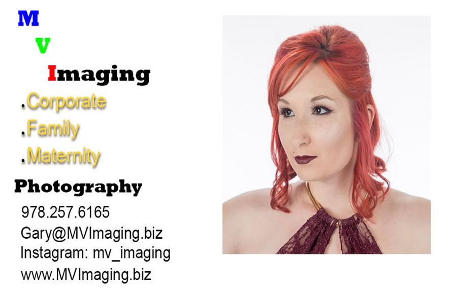 MVImaging Pinup with Records Image